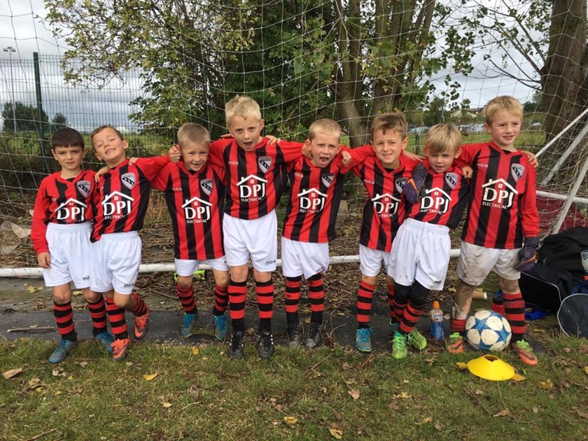 Juice Sponsor Horbury Town Junior Football Club
