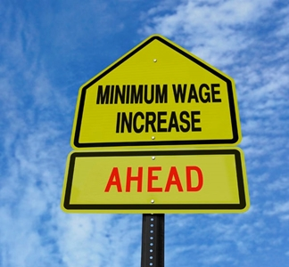 Minimum Wage Set to Increase April 2017