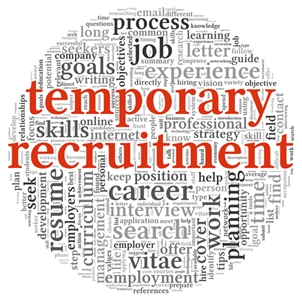 Temporary staffing requirements?